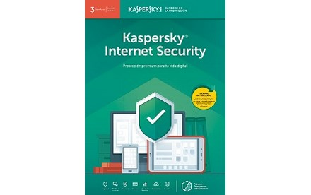 Kaspersky Internet Security Latin America Edition. 3-Device 2 year Base Download Pack - Antivirus