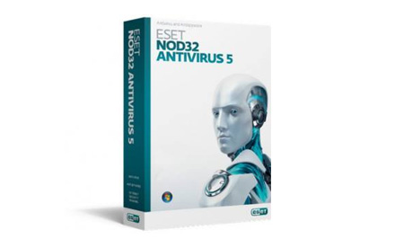 Anti-Virus 5 ESET NOD32 para 3 PC